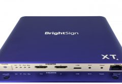BrightSign's XD4 And XT4 Series 4 Players