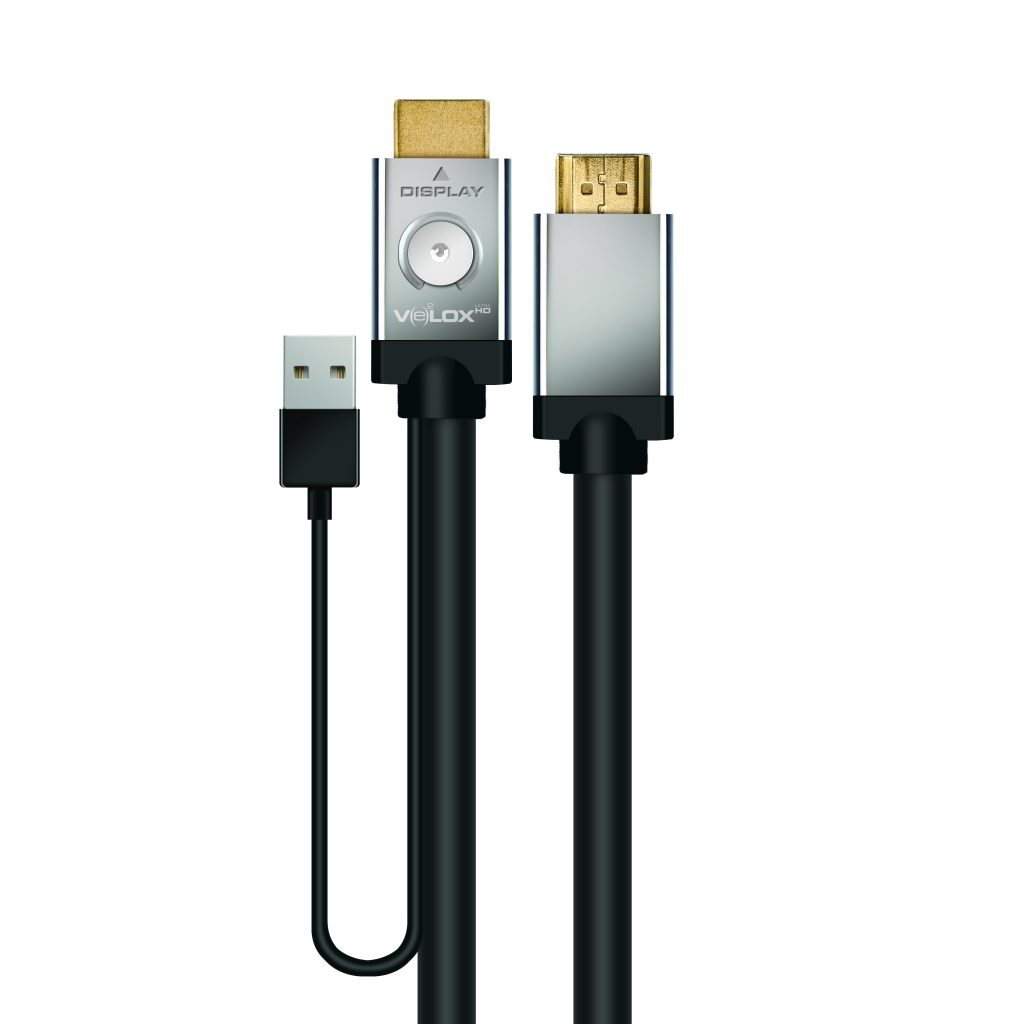 Metra Home Theater Group's Velox HDMI Cables