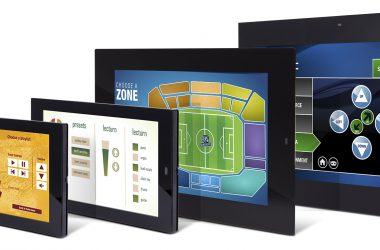 QSC's TSC-G2 Series Touchscreen Controllers