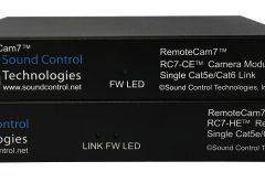 Sound Control Technologies' RemoteCam6 and RemoteCam7