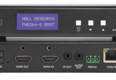 Hall Research's FHD264