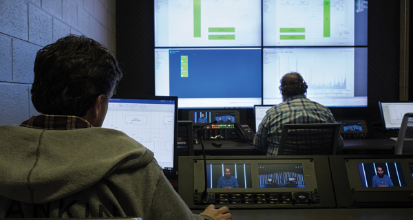Mankin Media Systems created a $1.3 million network operations center to provide real-time production support through its Guardian Services offering.