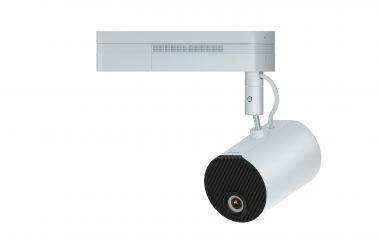 Epson's LightScene accent lighting laser projectors suit digital art, spatial design and signage.
