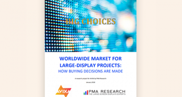 avixa pma display report