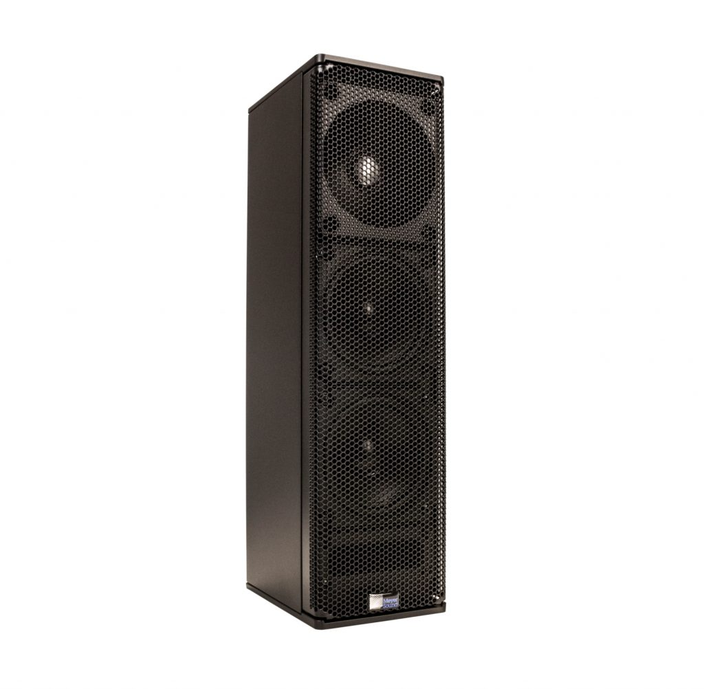 Meyer Sound's UP-4slim Self-Powered Speaker System
