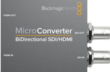 Blackmagic Design's Blackmagic Micro Converter Bi-Directional SDI/HDMI