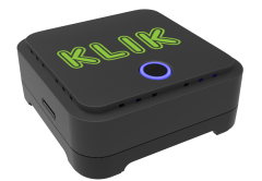 KLIK Communications' KNKT HDMI Hardware Sender