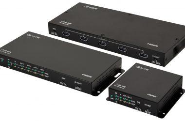 tvONE's 1T-DA-68x Distribution Amp Series