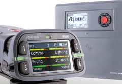 Riedel Communications' Bolero Standalone Wireless Intercom System