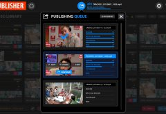 multiCAM Systems' PUBLISHER v2.0 Media Asset Management Module