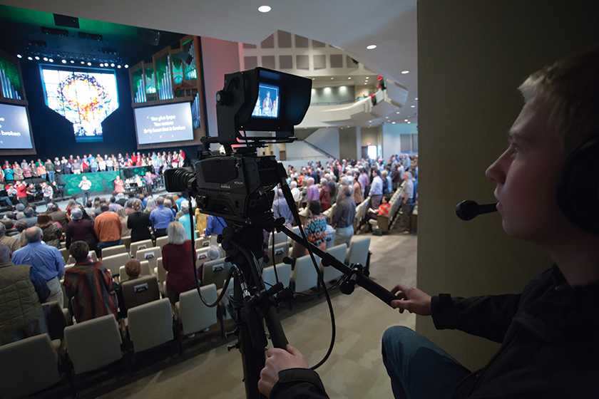Thanks to an overdue upgrade to its cameras, FBC Texarkana can now record video content for broadcast, live streaming and VOD in full HD.