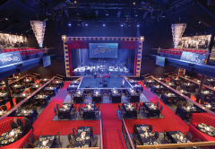 By building CabaRay, Ray Stevens has created an immersive entertainment venue for Nashville TN, with live stage performances that are supported by state-of-the-art audio, video and lighting systems.