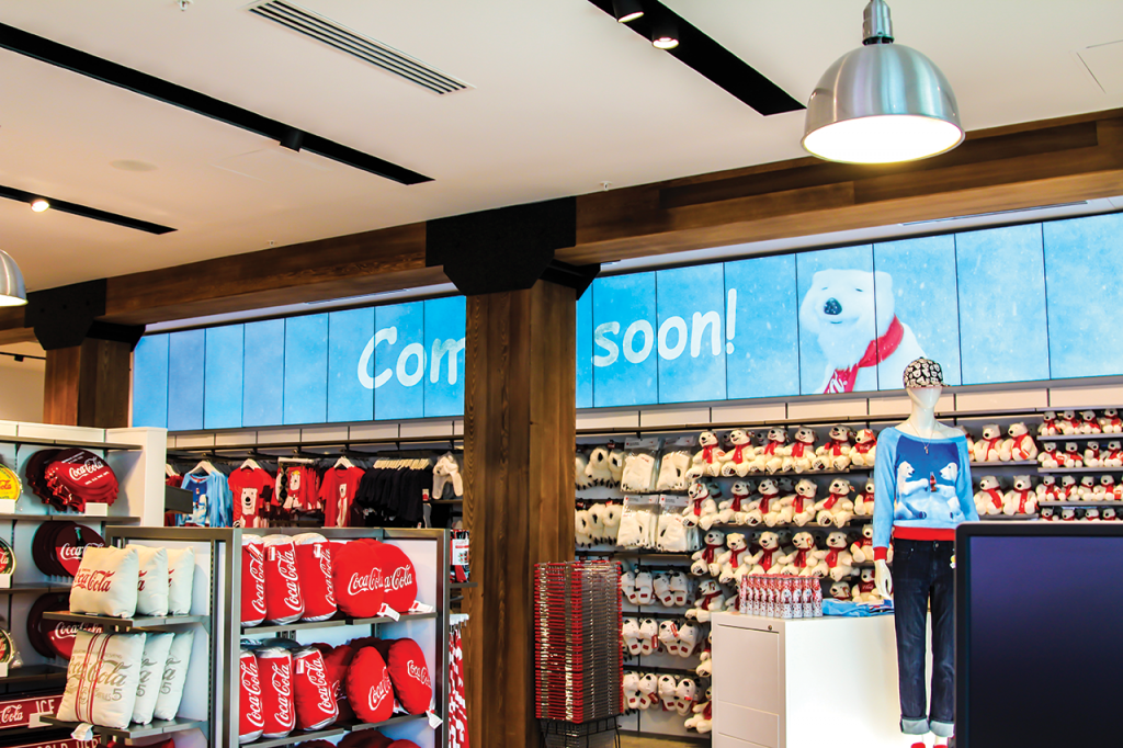 Coca-Cola's Disney Springs Store