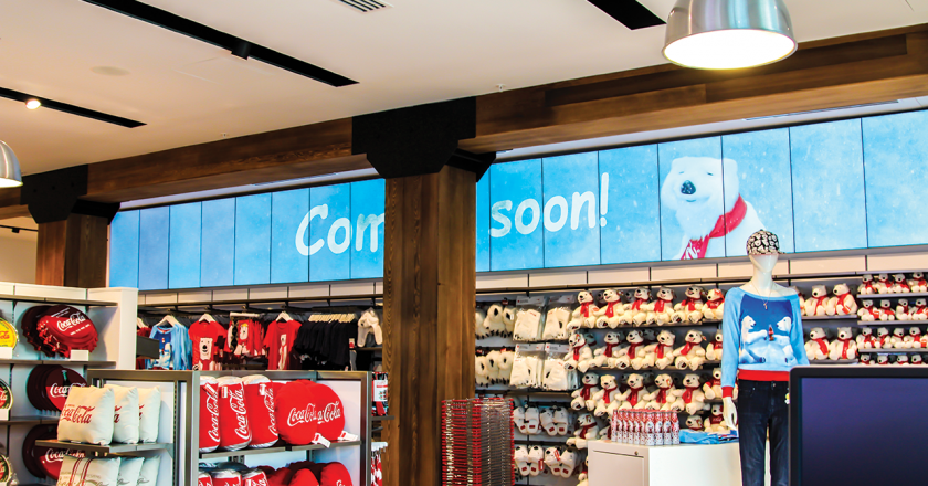 Coca-Cola's Disney Springs Store