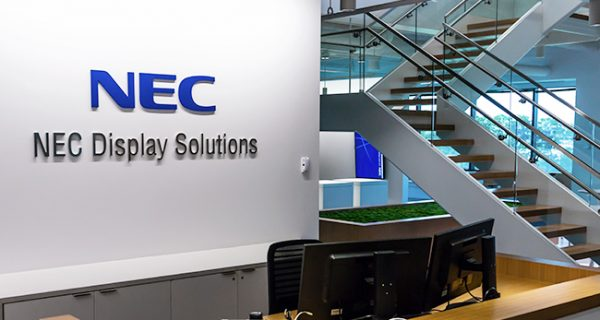 NEC Briefing Center