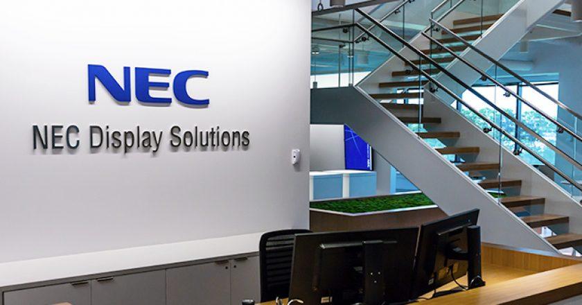 NEC Briefing Center