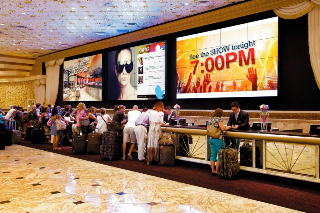 Transforming Hospitality With Digital Signage New Exterior Digital Signage Model Decoration