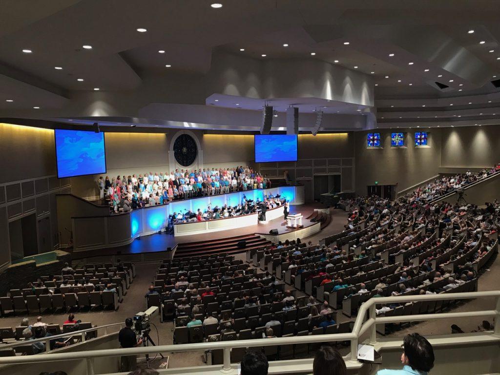 Hunter Street Baptist Church