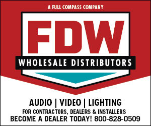 FDW Pro Audio, Video & Lighting Wholesaler