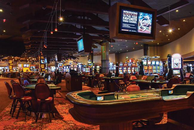 The Choctaw Casino Resort South Casino in Durant OK.