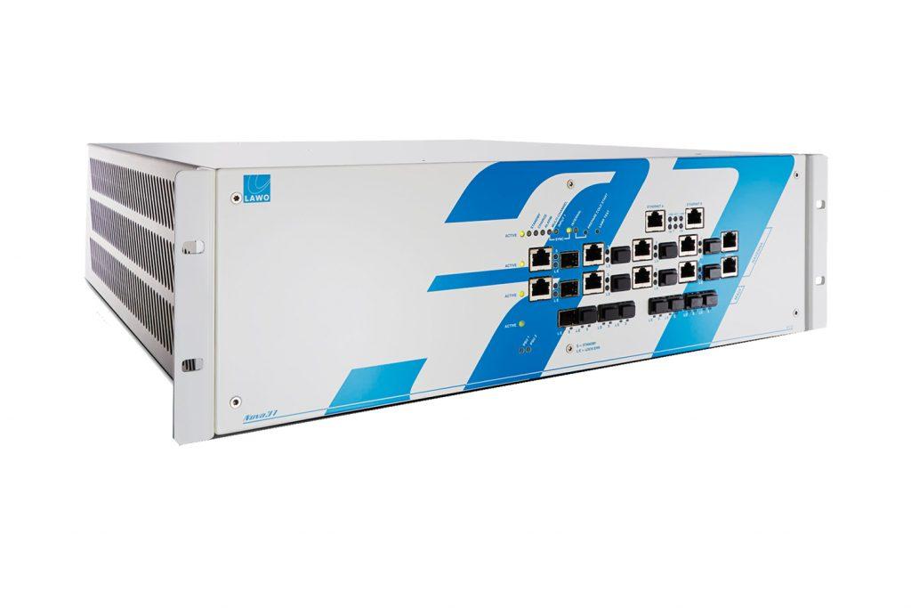 Lawo's Hybrid Router