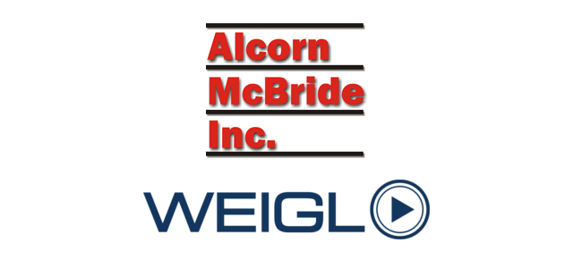 Alcorn Mcbride Weigl