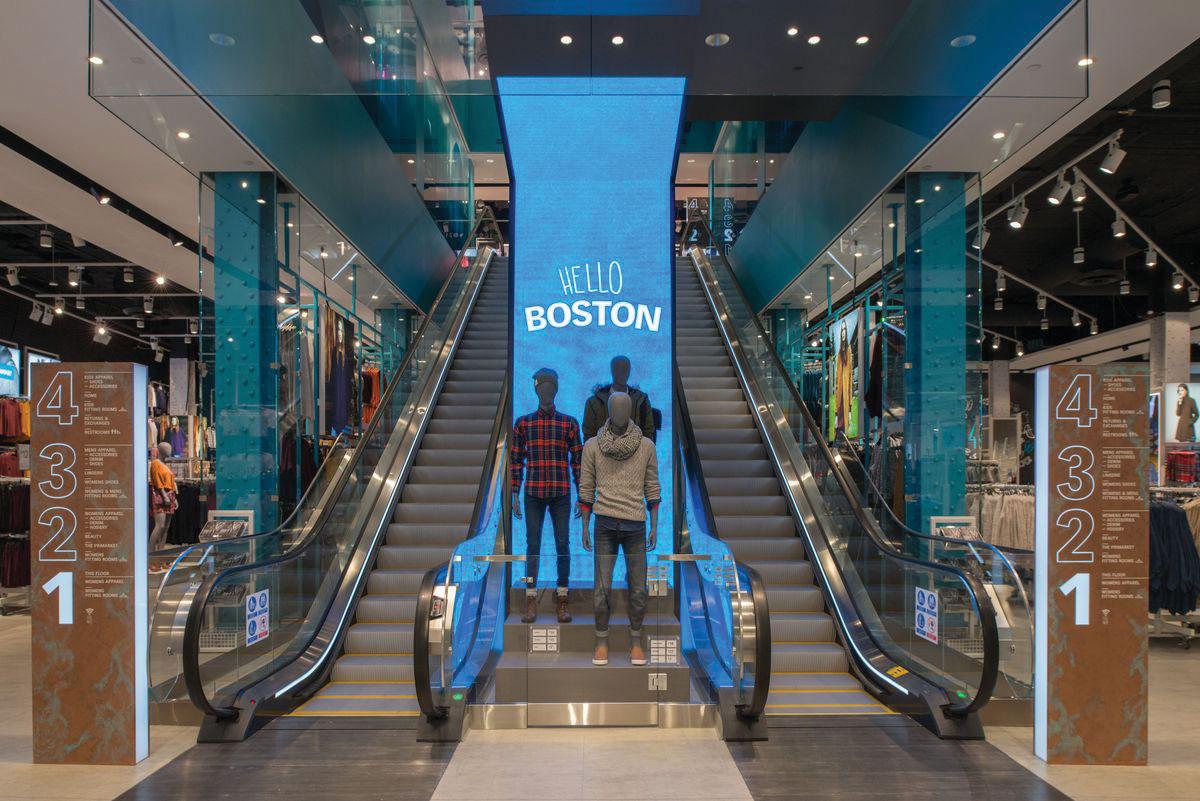 Used Phone Stores >> Primark Opens First US Stores, Courts Young With Video