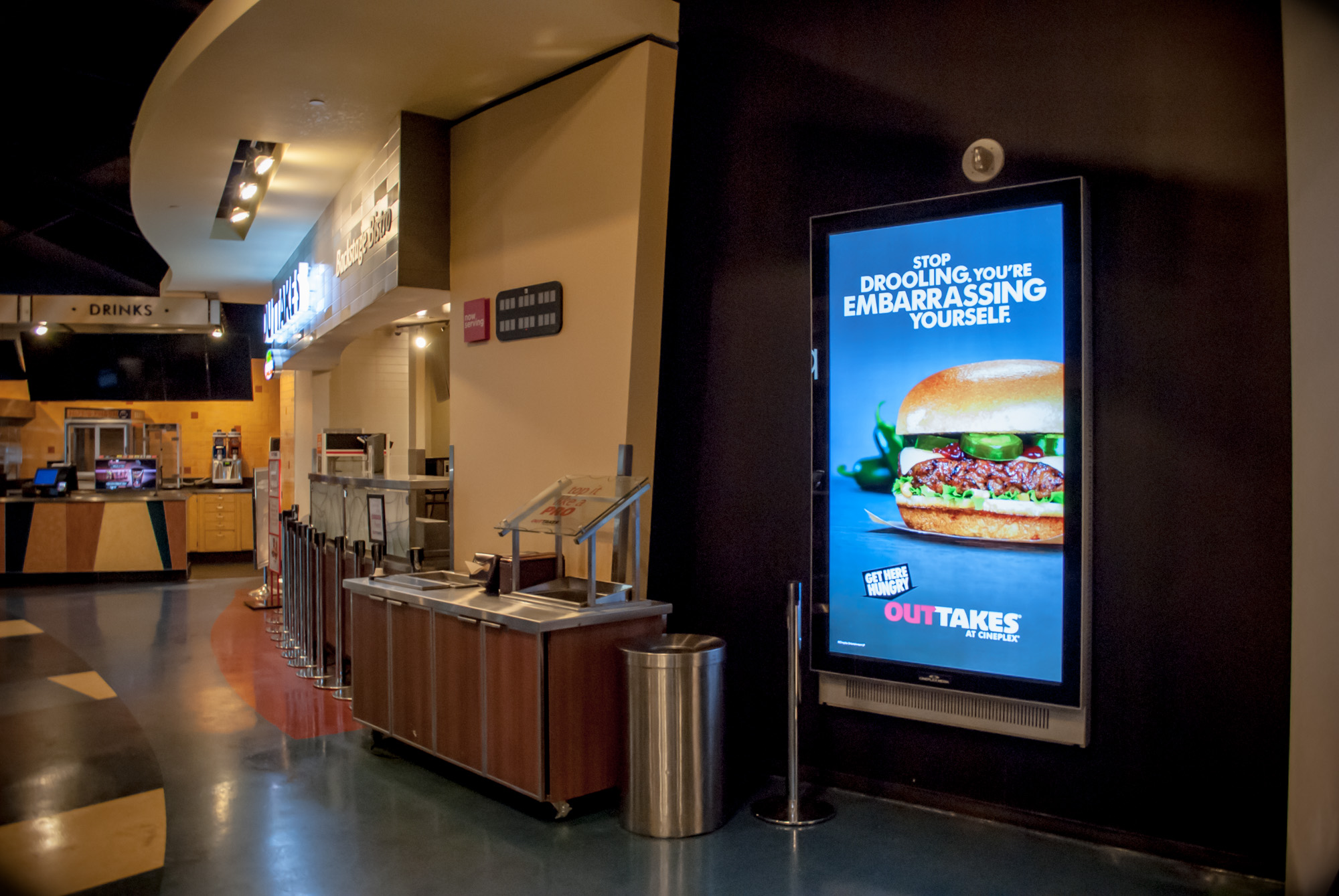 Cineplex - Digital Signage 2