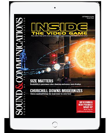 Sound & Communications September 2016 Digital Edition
