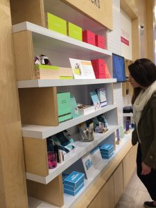 Birchbox's approach toward curation, customization and tasteful trendsetting was a natural springboard for its New York City-based store.