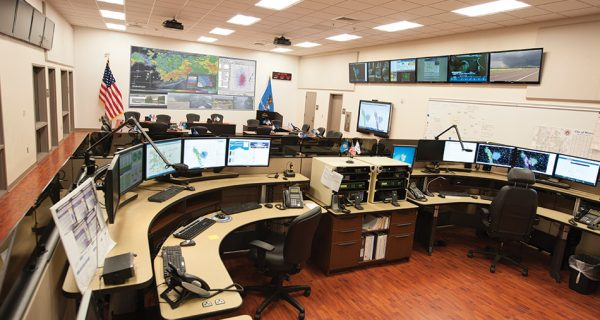 The City of Moore OK opened a 1050-square-foot state-of-the-art Public Safety Center, designed by Audio\Video Designs, as part of the City's disaster recovery plan following a Category EF-5 tornado in May 2013. The new EOC's advanced capabilities are an enormous improvement over the prior setup that had a separate 911 call center with no access to visual data, only telephones, making rescue and recovery efforts difficult to coordinate.