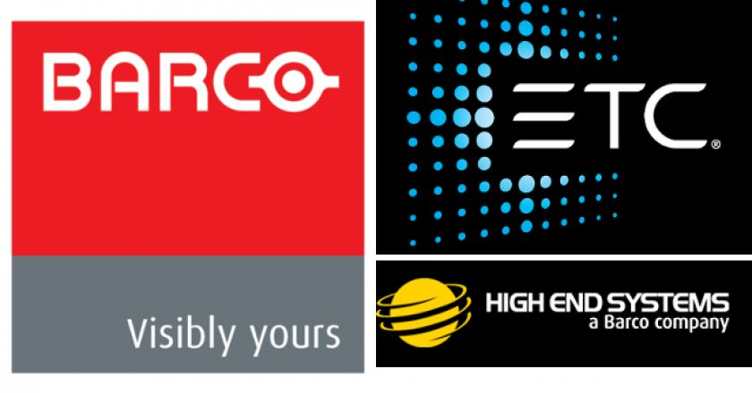 barco etc high end systems