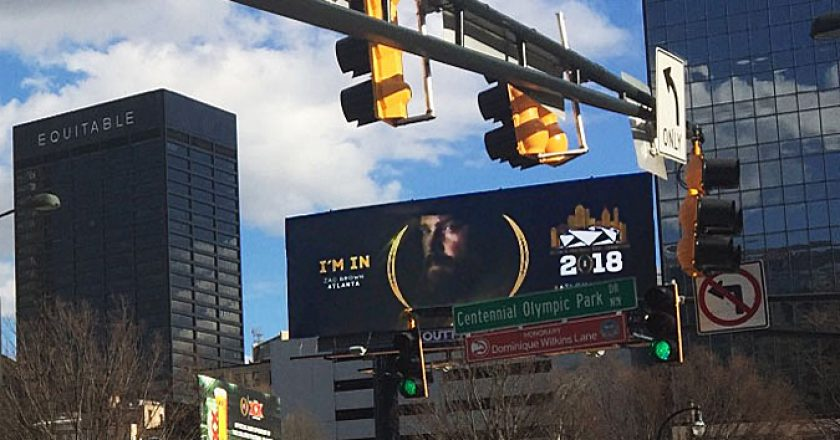 """Homegrown personalities help elevate brand messaging. Atlanta's """"I'm In"""" campaign features singer Zac Brown and other locals."""