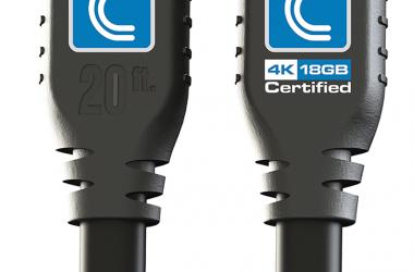 Comprehensive Connectivity Company's Pro AV/IT HD18G Series