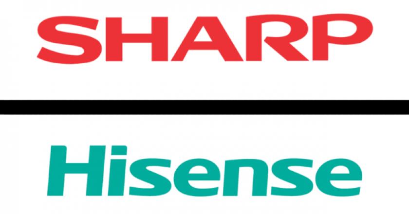 sharp hisense