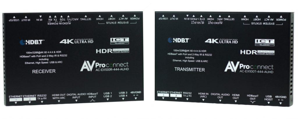 AVProConnect's AC-EX100-444-KIT HDMI Extender
