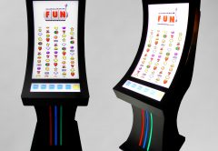 Zytronic's Ultra-Narrow Bezel Multitouch Controllers