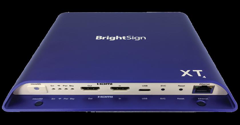 BrightSign's Series 4