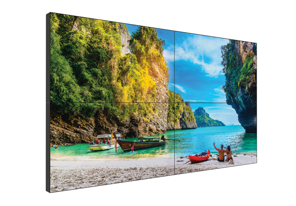 Leyard and Planar's Videowall Displays