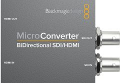 Blackmagic Design's Blackmagic Micro Converter Bi-Directional SDI/HDMI