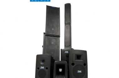 Anchor Audio's PA System