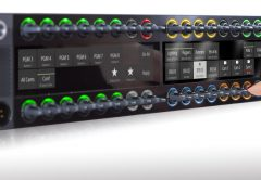 Riedel Communications' RSP-1232HL SmartPanel