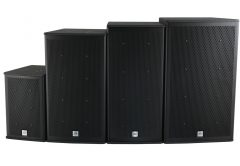 Peavey's Elements Series speakers