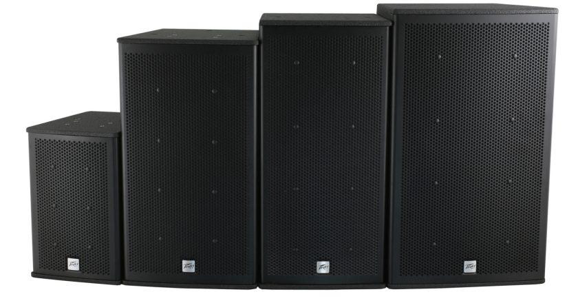 Peavey's Elements Series speakers