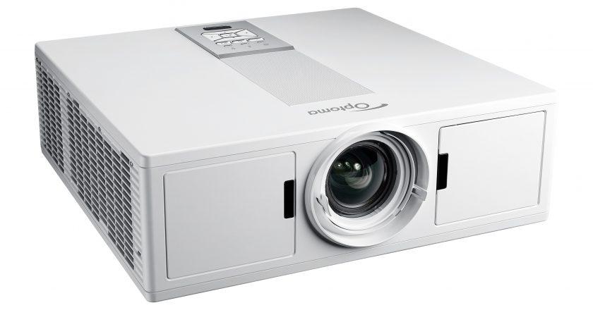Optoma's ZU500TST Laser Projector