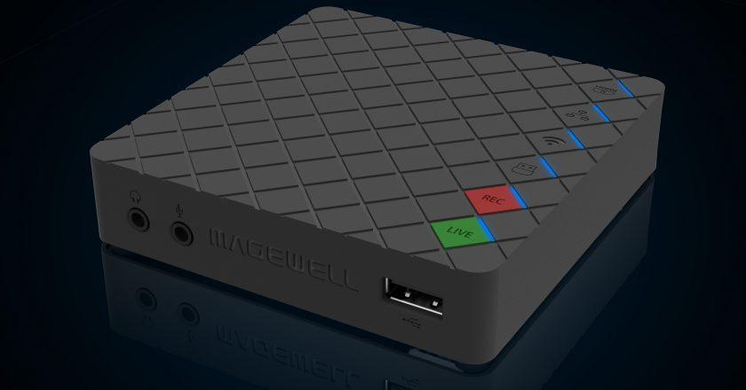 Magewell's Ultra Stream HDMI Standalone Encoder