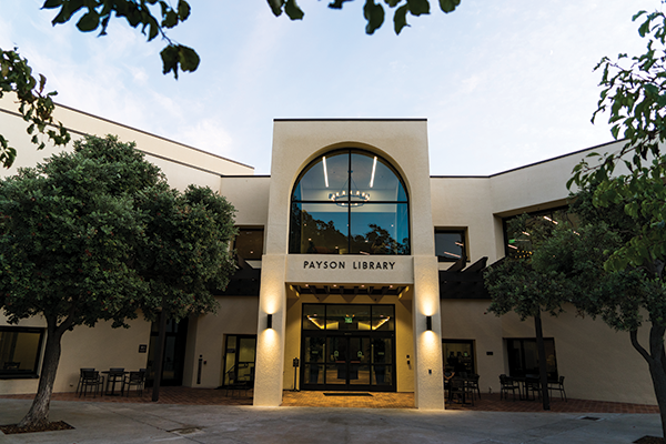The Payson Library reopened in September 2017 after an $18.8 million renovation of the 71,000-square foot building was completed. The renovation included significant AV systems integration.