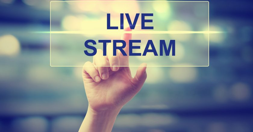 live streaming