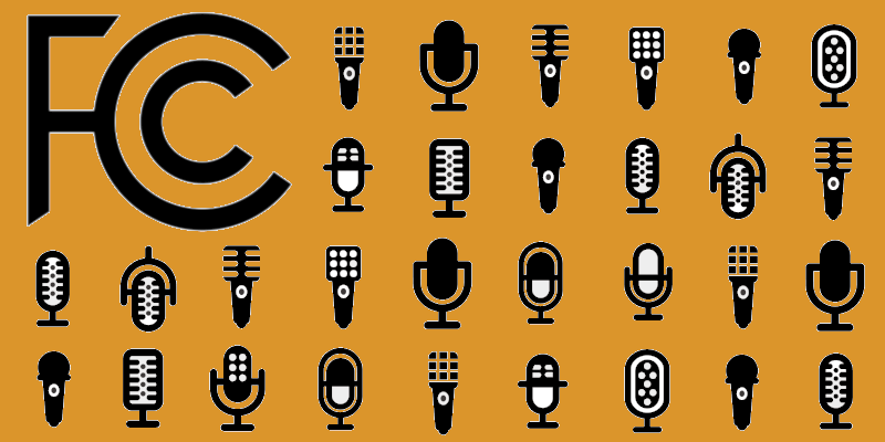 FCC, Are your wireless microphones legal?