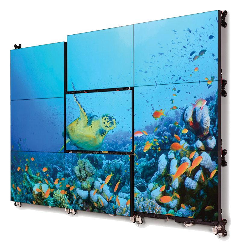 UniSee: A Completely New Approach To Seamless Video Walls